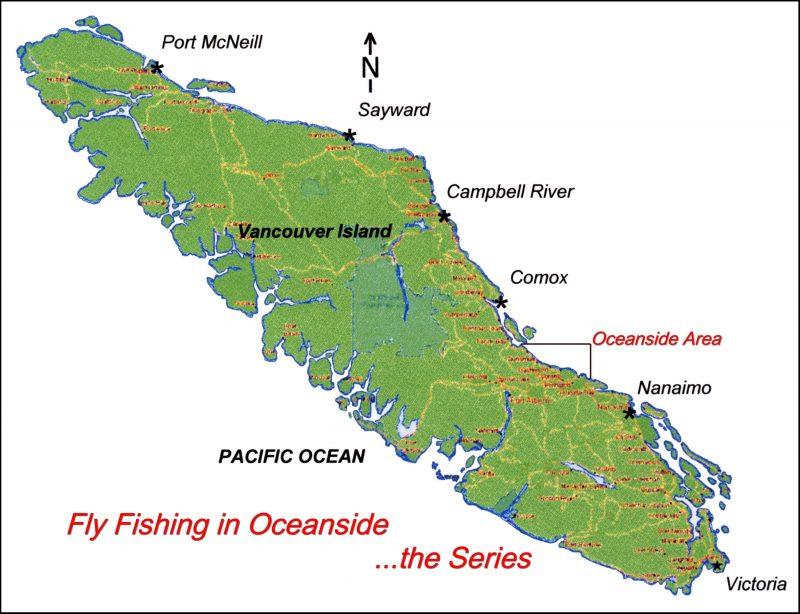 Fishing Trips - Comox Valley Flyfishers Club