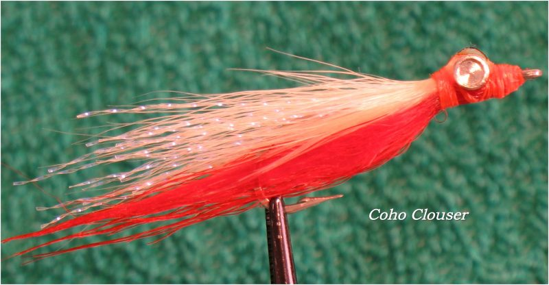 Tying the Coho Clouser