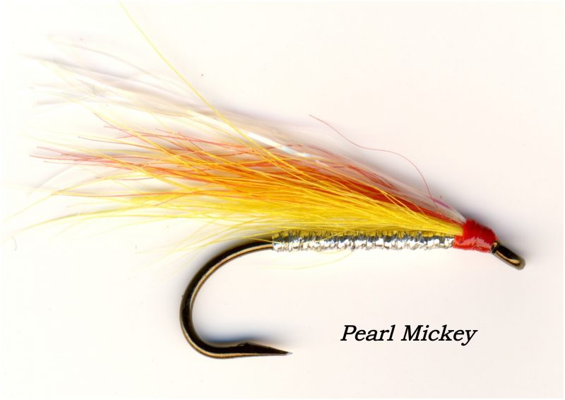 Tying the Pearl Mickey