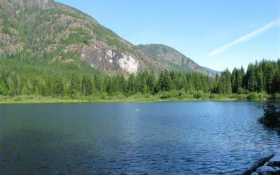 """Heard this before? """"It's only a ten-minute hike up and then down""""."""